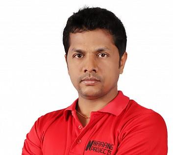 Raj Kumar kata